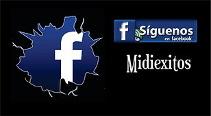 Siguenos en Facebook como MIDIEXITOS