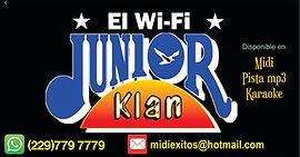 El WiFi - Junior Klan