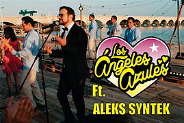 Sexo, Pudor y Lágrimas - Los Angeles Azulesy Aleks Syntek