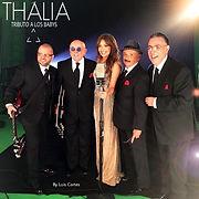 Triángulo. Tributo al grupo Los Baby's ft. Thalia, disponible en Karaoke y Midi