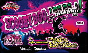 Scooby doo papa - Tropa Estrella (Cumbia)