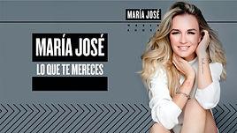 Midis y Karaokes - Lo que te mereces - MaríaJosé
