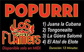 Popurri de Los Flamers
