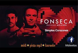 Simples Corazones - Fonseca y Melendi
