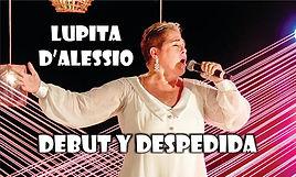 Debut y Despedida - Lupita D'alessio