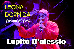 Leona Dormida - Lupita D'alessio