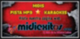 Visita nuestra página web: www.midiexitos.com