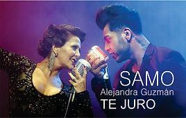 Te Juro - Samo y Alejandra Guzmán