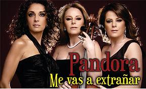 Me vas a extrañar - Pandora