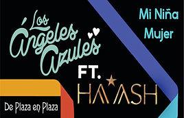 Midis y karaokes - Mi niña mujer - Los Angeles Azules y Ha Ash