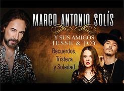 Recuerdos, Tristeza y Soledad - Marco A. Solis y Jesse & Joy