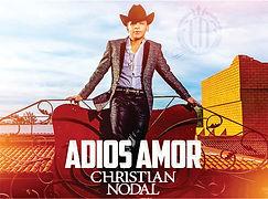 Adios Amor - Christian Nodal
