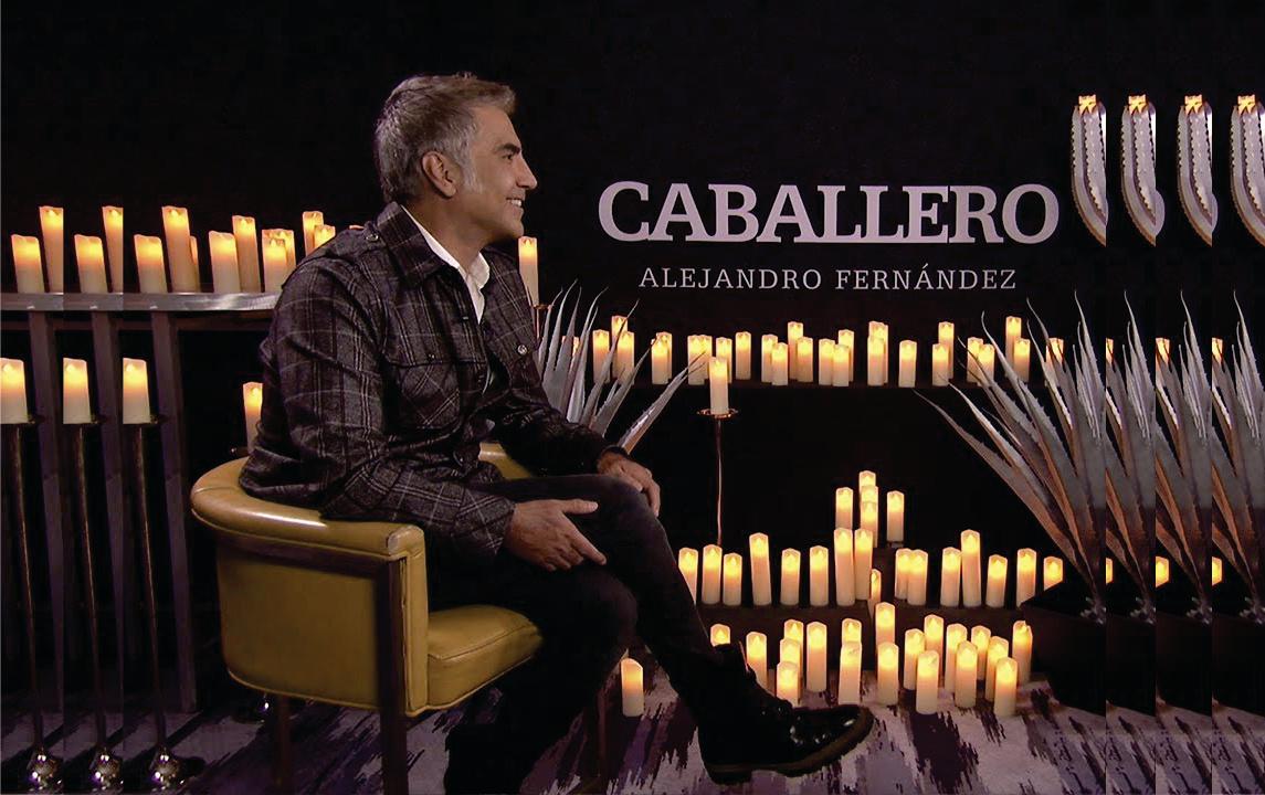 Caballero - Alejandro Fernández