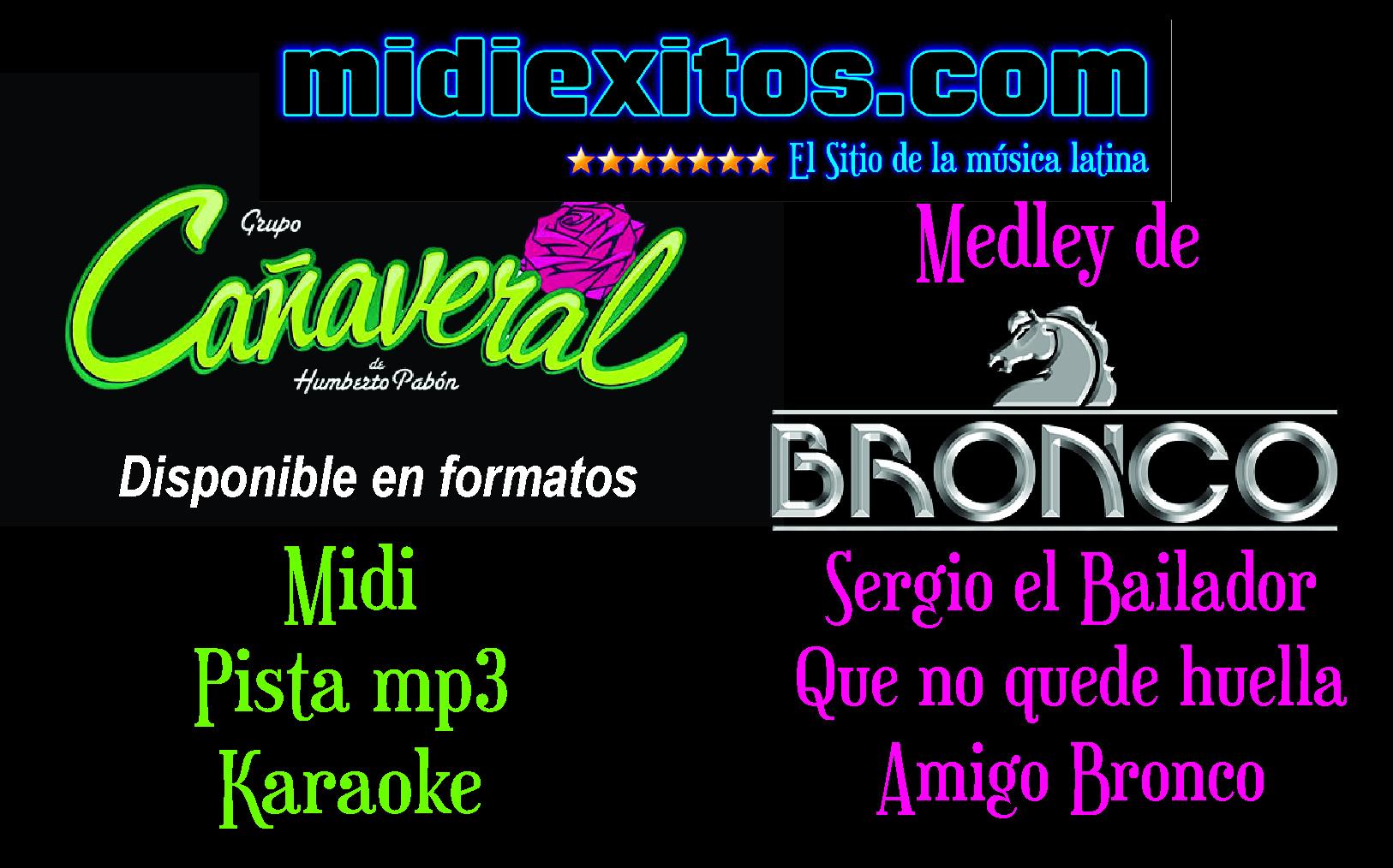 Medley Bronco - Cañaveral