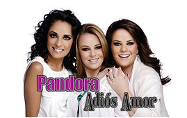 Adiós Amor - Pandora