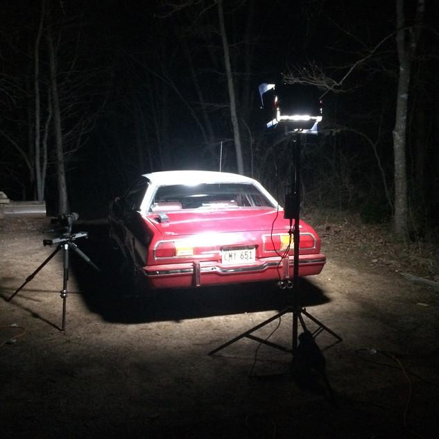 Last day on set