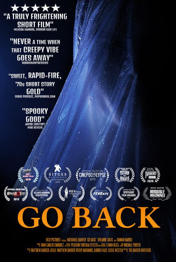 Go Back poster