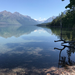 Glacier Lake, Montana