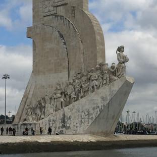 Padrão dos Descobrimentos (Monument of the Discoveries), Portugal