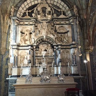 Pena Palace, Portugal  Chapel