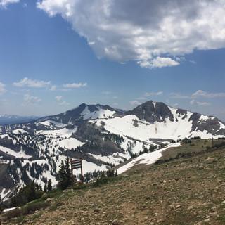 Rendezvous Mountain, Wyoming