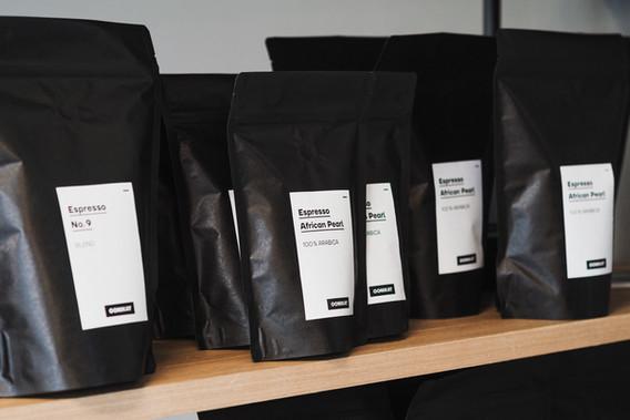 Röstkaffee ohne Ende