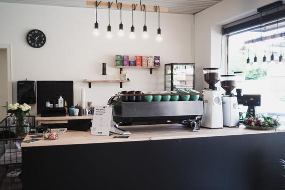 Die Kaffee-Bar