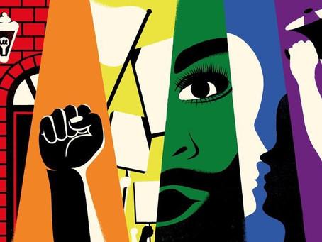 A LUTA E EVOLUÇÃO DA COMUNIDADE LGBTQIA+ ATRAVÉS DOS TEMPOS