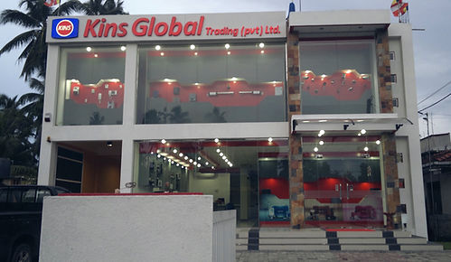 Kins global trading (Pvt) Ltd