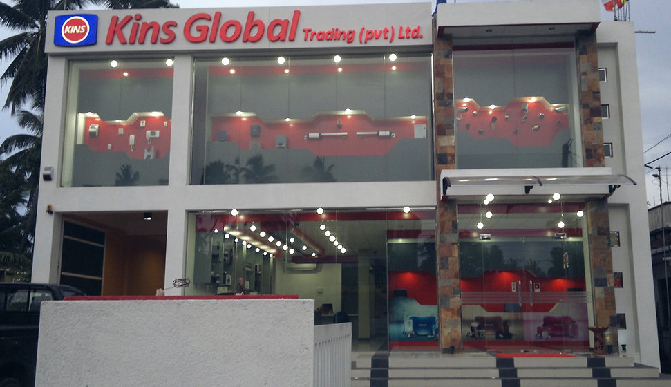 Kins global trading (Pvt) Ltd