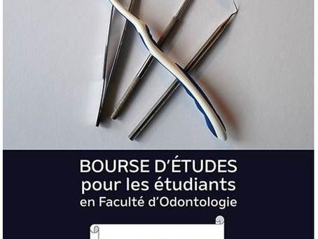 Bourse d'études aux étudiants (Mutualité française)