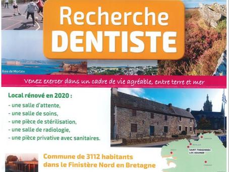 Annonce job - Bretagne