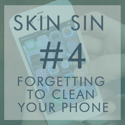 Don't forget to clean your cell phone