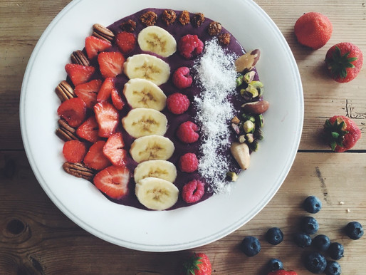 Beauty Food Breakfast: LPN's Smoothie Bowl Fave