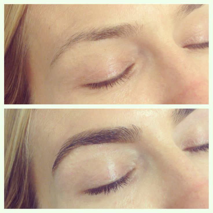 Perfect Brows And Lashes With Tinting Sweet Saffron Natural Skincare