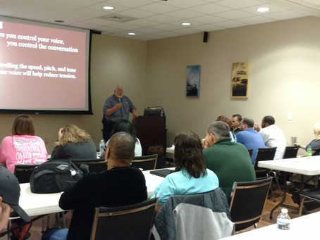 Roanoke Electric Cooperative conducts active shooter and violence prevention training