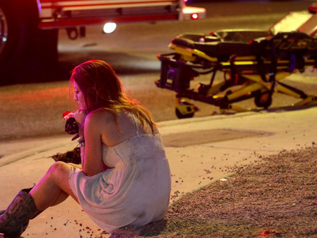 Las Vegas Shooting - lessons to be learned