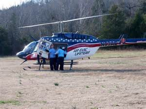 Farm & Ranch Safety: Identify an helicopter evacuation landing site - before you need it.