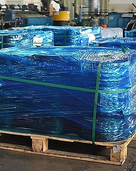 Bale Wire (Oiled) Packing of Small Coils