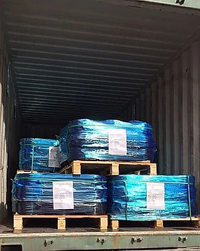 Bale Wire (Oiled) Shipment of Small Coil