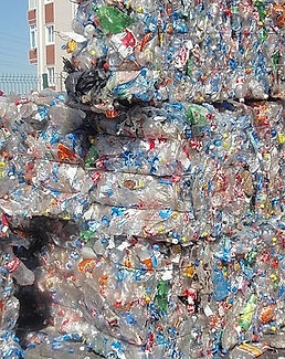 Waste Plastic Bottels Application.jpg