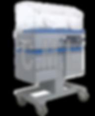 ¡Con control de humedad y control de oxígeno! La incubadora de Cuidados Intensivos Modelo E-4000 ha sido creada para proporcionarle a recién nacidos enfermos y             prematuros, cuidados intensivos, inmediatos y avanzados. La incubadora está equipada para una mayor funcionalidad, la cual hace que todas las maniobras que se realicen en ella,  sean rápidas y  prácticas. Equipo electro médico con fines terapéuticos controlado por medio de microprocesador para funcionamiento manual de             temperatura aire y servo control para temperatura piel con  sistema de  auto prueba inicial y verificación de condiciones de         seguridad durante el funcionamiento, para proporcionar condiciones optimas de temperatura, humedad y oxigenación; en        rangos variables que más se asemejan al ambiente intrauterino. La unidad tiene Filtro de aire, soporte para soluciones y 2 cajones.