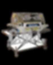 La incubadora de Traslado es controlada por medio de  microprocesador, con fines terapéuticos para controlar la temperatura del recién nacido hipotérmico que  requiere de cuidados básicos para estabilizar la  temperatura de la piel, El control de temperatura es  digital, con capacidad de       funcionalidad en ambulancia y helicóptero.   Equipo portátil con porta sueros para proporcionar soporte de vida, durante la transportación de recién  nacidos en estado crítico, en un ambiente adecuado de humedad, temperatura y  así como mínimo trauma   relacionado con el movimiento.