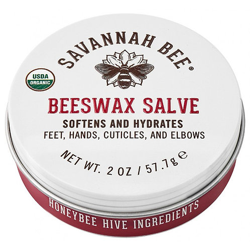 Beeswax Salve 2 oz