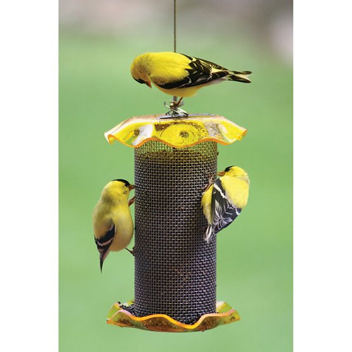 Birds Choice Forever Nyjer Feeder with Hanging Cable