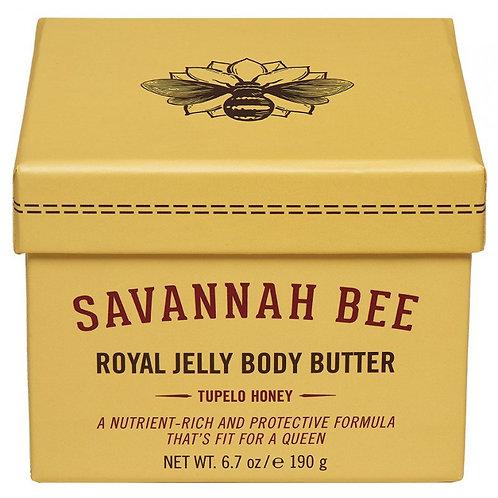 Royal Jelly Body Butter Tupelo Honey 6.7 oz