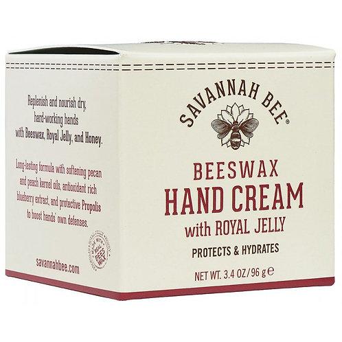 Beeswax Hand Cream 3.4 oz