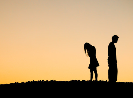 A story of healing and forgiving an unfaithful partner