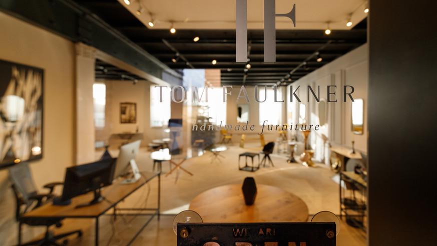 Tom Faulkner Showroom