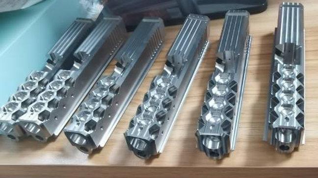 Custom Glock slides 17 or 19